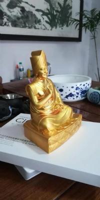 藏传活佛像